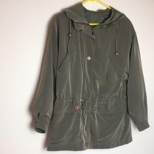 Andy Johns Coat Size Medium made in Macau